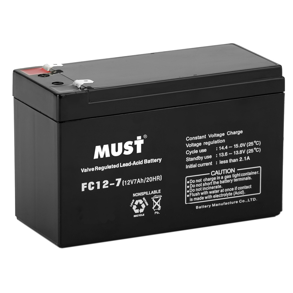 Lead Acid Battery : Solar battery sealed lead acid agm fc series v