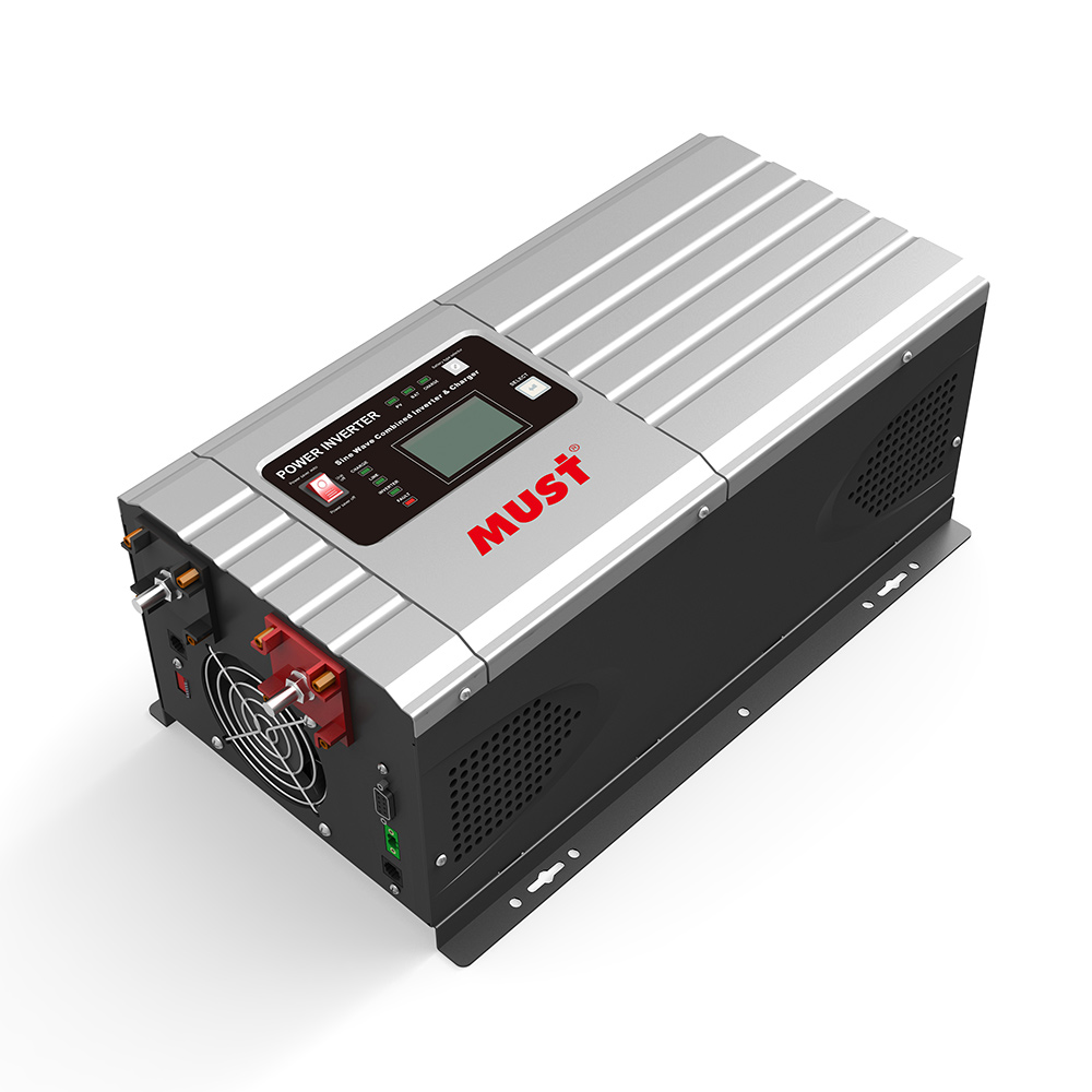 Solar Inverter Pv3000 Pk Series Low Frequency Off Grid 48v Battery Charger Circuit With High Cutoff 1 6kw