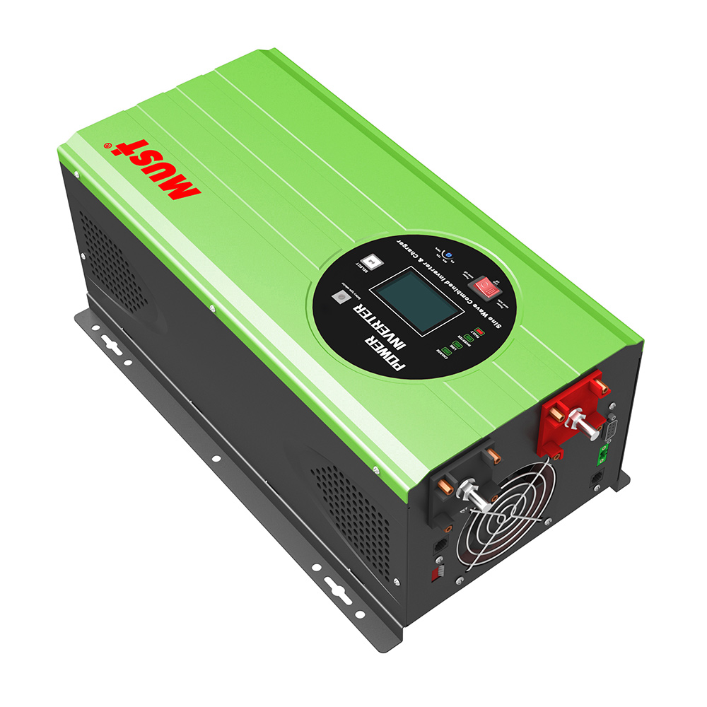 PH3000 Pro Series Low Frequency Pure Sine Wave Inverter (1-6KW)
